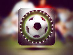 Soccer PSD Template by spovv