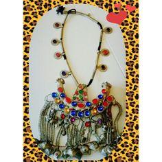 Espectacular collar joya