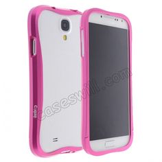 Screwless Aluminum Bumper Case For Samsung Galaxy S4 IV/i9500 US$17.99