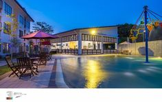 Hot Spring Bentong for more information contact 09 2210200