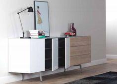 dressoir kast, dressoir wit, dressoir hout, dressoir modern, dressoir design | SONOROUS.NL Tv Decor, Home Decor, Cabinet, Living Room, Storage, Furniture, Design, Modern, Clothes Stand