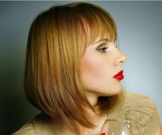 Straight Short Bob Haircuts for Fall: Short Hairstyles for 2014, 2015