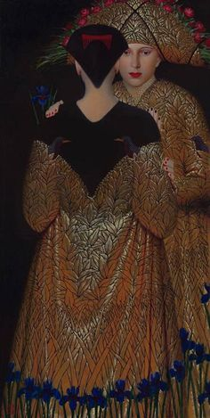 http://www.fubiz.net/2015/11/27/medieval-style-paintings-by-andrej-remnev/