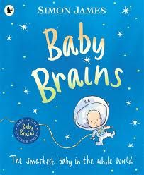 Book #170 - Baby Brains by Simon James