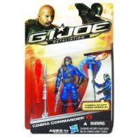 G.I. Joe Retaliation - Cobra Commander Figure