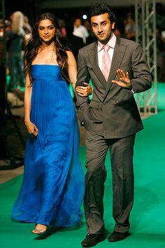 Deepika Padukone & Ranbir Kapoor #Bollywood #Fashion