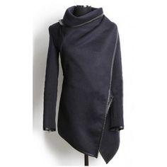 Dámský podzimní kabát Bural
