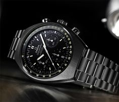 Omega Speedmaster Mark II Co-Axial Chronograph at werd.com