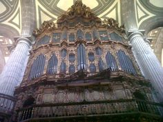Organo (Catedral metropolitana de la Ciudad de México)