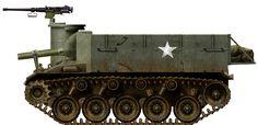 M37 HMC 105 mm GMC