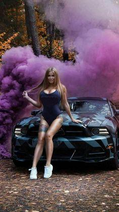 Mustang babe #hypercar