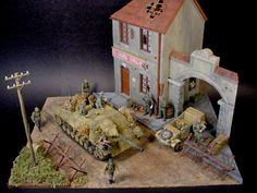 Dioramas and Vignettes: Operation Lüttich – Mortain (Normandy 1944), photo #6