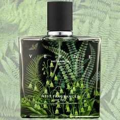 Summer Fragrance: Best Green Perfumes - think moss, green tea, young leaves, clover, and grass. | 3. Verde, NEST ($68).