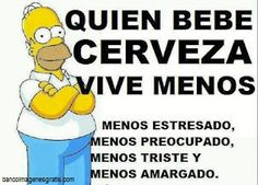 jejejeje no creen? Cute Spanish Quotes, Funny Spanish Memes, Spanish Humor, Funny Memes, Jokes, Simpsons Characters, Mexican Humor, Mexican Sayings, Beer Quotes