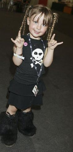 242 Best Goth punk bab...