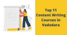 Want to become a certified content writer? Well, taking a content writing course is the first step towards success. However, if you belong to Vadodara & want to take a content writing course online, we have made the job easy for you. In this blog, you will get to know about the top 11 Content Writing Courses in Vadodara. Content Writing Courses, Online Writing Courses, Getting To Know, First Step, How To Become, Writer, Success, Easy, Blog
