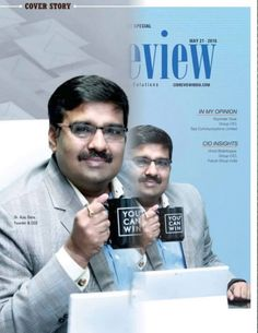 XgenPlus Level With Global Email Players- CIO Review india magazine 2016