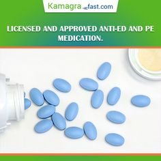 Licensed and approved anti-ED and PE #medication.