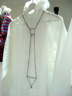 "during SCHMUCK 2013 exhibition ""to tie or not to tie ?"""