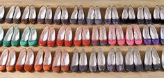 Repetto Ballet Flats: want