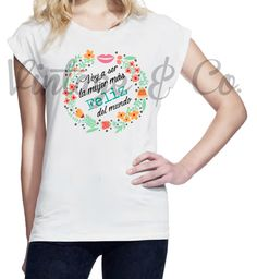 ¡Ya no falta mucho para que abramos! mientras os dejamos novedades nuestras camisetas de diseño exclusivo..los modelos de antes, algunos renovados, otros totalmente nuevos....Y con una forma y calidad de camiseta nueva! ¿Qué os parecen?