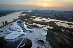 Gallery - Harbin Opera House / MAD Architects - 1