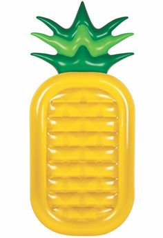 JUMBO LUXE PINEAPPLE FLOAT This giant pool floatie will add some tropical flair to your pool party bash Bonjour Fete - Boutique party supplies in Montreal Canada - ships to all North America