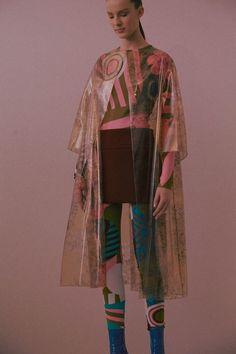 Christian Dior Haute Couture SS15 Translucent Plastic