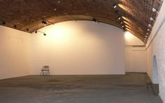 Situated in Central East London (Zone on the edge of fashionable Shoreditch and close to the City financial district lies Hoxton Arches, a stunning and spacious venue for hire. The venue is div… Exhibition Space, Next Door, East London, Track Lighting, Ceiling Lights, Gallery, Blank Space, Arches, Conference