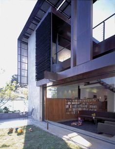 Solar Umbrella Residence designed by Brooks + Scarpa Architects