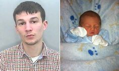New father killed his five-week-old son by slamming his face into cot because he felt fatherhood meant 'his life was over' - then lied and made the baby's mother a suspect...He received 6 years 5 months for his crime.