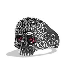 awesome skull wedding rings for women