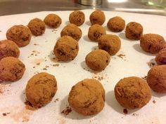 Brigadeiros  1 can of good quality coconut milk (full fat)  3 tbs of raw honey  4 tbs raw cacao powder (unsweetened)  1 tbs butter  ½ tsp vanilla extract