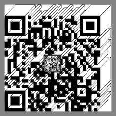 QR-codes: New Presentation of Plain Boxes [CREATIVE]