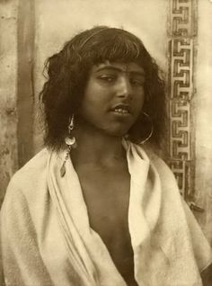 1880 To 1950 Women Portraits Of North Africa