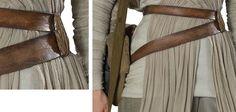 Rey belt detail
