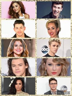 This quiz determines whether you are mostly like: Selena Gomez, Demi Lovato, Taylor Swift, Miley Cyrus, Ariana Grande, Justin Bieber, Harry styles, Niall Horan Nick Jonas or Shawn Mendes so tae this quiz and let me know what you think!