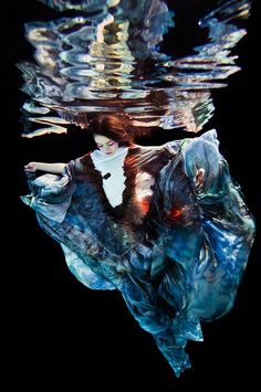 Joel Janse Van Vuuren's latest collection lensed by Ilse Moore, featuring Elsa Bleda.