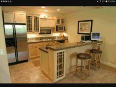 Charmant Basement Kitchens U2013 Basement Kitchen Ideas To Inspire