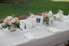 Photography: Lovisa Photo - www.LovisaPhoto.com  Read More: http://www.stylemepretty.com/california-weddings/2014/02/07/romantic-mint-peach-arboretum-wedding/
