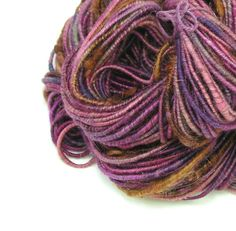 Corespun Yarn  Super Bulky Yarn Handspun Yarn by TheSavvyStitch