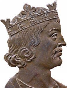 Хильдеберт III(Childebertus) (695 — 711)  король франков(King of the Franks)