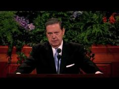 """I LOVE THIS TALK! One of my all time favorites! """"..No wicked man could write such a book as this, and no good man would write it, unless it were true and he were commanded of God to do so..""""Jeffrey R. Holland- Book of Mormon Safety for the Soul - HD"""