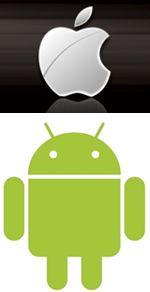 bonita foto android vs apple