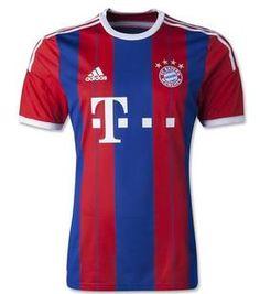 a2edec241c11a maillot Bayern Munich 2014 2015 pas cher domicile  http   www.maillotcoupedumonde2014.