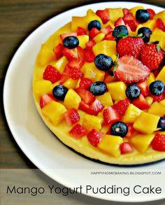 Happy Home Baking: Tasty Cake Experiment