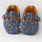 Baby Mary Jane T-Strap Shoes Size 0-24m - via @Craftsy