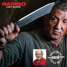 Gil Hibben Rambo IV Machete Knife with Leather Sheath Sylvester Stallone Rambo, Sword Sheath, John Rambo, Picture Movie, Movie Tv, Cleaver Knife, Leather Lanyard, Forged Knife, Knives And Swords