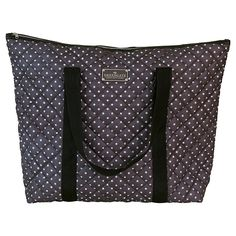 GreenGate Nylon Bag Star Warm Grey 54 x 42 x 14 cm | NEW! Autumn/Winter 2014 | Originated-Webshop
