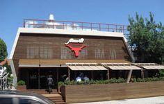 NUSR-ET Steakhouse Etiler #restaurant #cafe Cafe Restaurant, Outdoor Decor, Home Decor, Room Decor, Home Interior Design, Decoration Home, Home Improvement